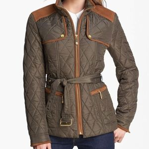 Vince Camuto Green Field Jacket